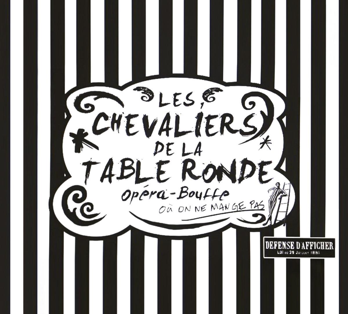 Les chevaliers de la table ronde d 39 herv palazzetto bru zane - Recherche sur les chevaliers de la table ronde ...