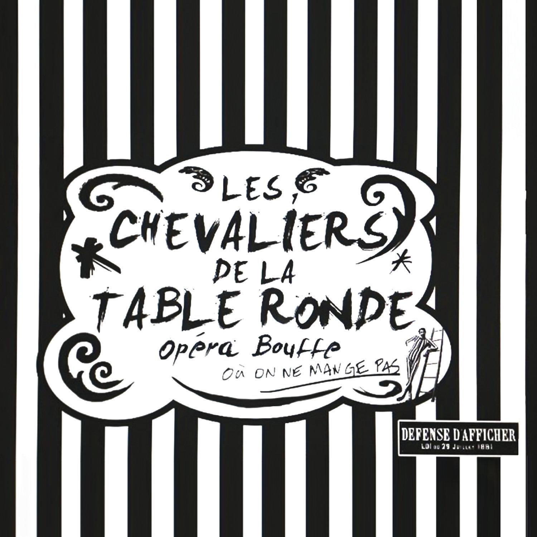 Les Chevaliers De La Table Ronde D Herve Palazzetto Bru Zane